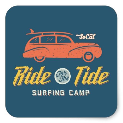 Socal Ride For The Tide #sticker