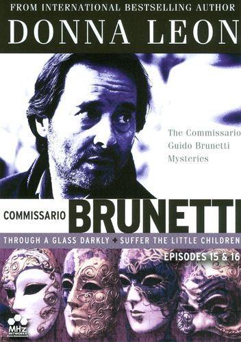 Donna Leon's Commissario Guido Brunetti Mysteries: Episodes 15 & 16 [12 Discs] [DVD]
