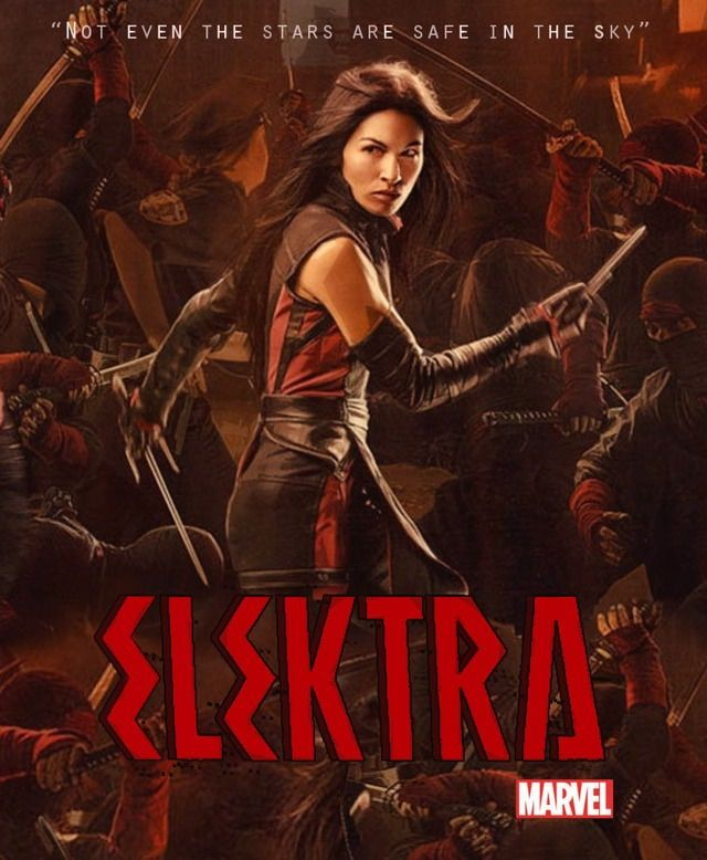 Elektra netflix series we need next