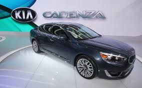The best contender of Kia for a full size sedan is the Cadenza. As of this moment the only available engine for this vehicle is a 293-hp 3.3-liter V-6, mated to a six-speed automatic transmission with front-wheel drive.