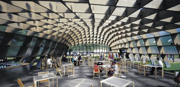 Gallery of Round-Up: The Serpentine Pavilion Through the Years - 9