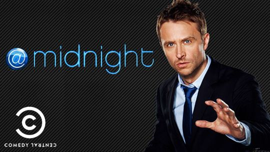 In a world where Tweets, Vines, GIFs, Instagrams and Facebook posts reign supreme, Chris Hardwick leads viewers down the ultimate internet wormhole! A rotating lineup of today's top comedians will battle nightly to determine who has the funniest take on the day's social media and pop culture happenings and wear the crown of funniest person on Earth (for the next 23 ½ hours).