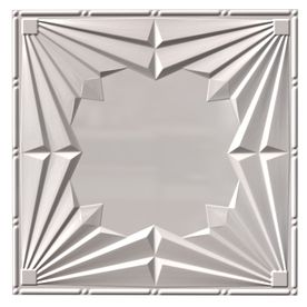 Fasade 24-1/2-in x 48-1/2-in Fasade Traditional Ceiling Tile Panel