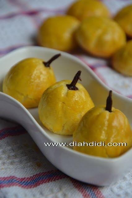 Diah Didi's Kitchen: Aneka Bentuk Nastar & Resep Nastar Ekonomis