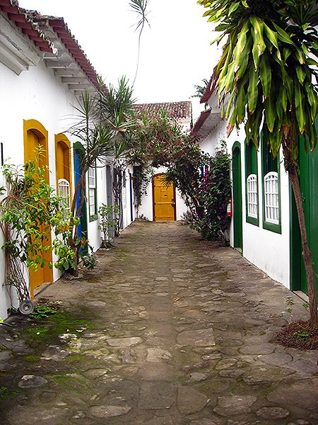 Paraty is a serene seaside hamlet of exquisitely preserved Portuguese colonial buildings dating from its history as an important port during Brazil's 18th century gold cycle