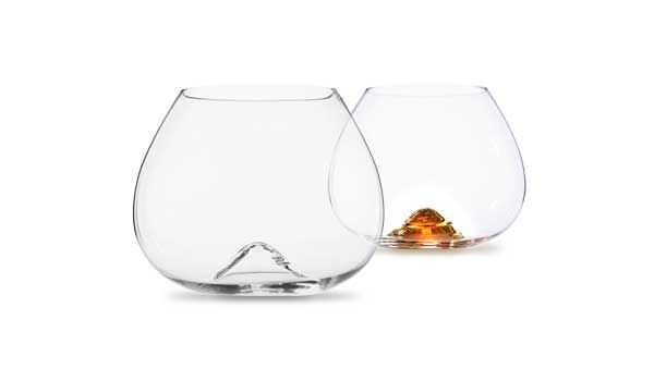Cognac glasses by Ingegerd Råman
