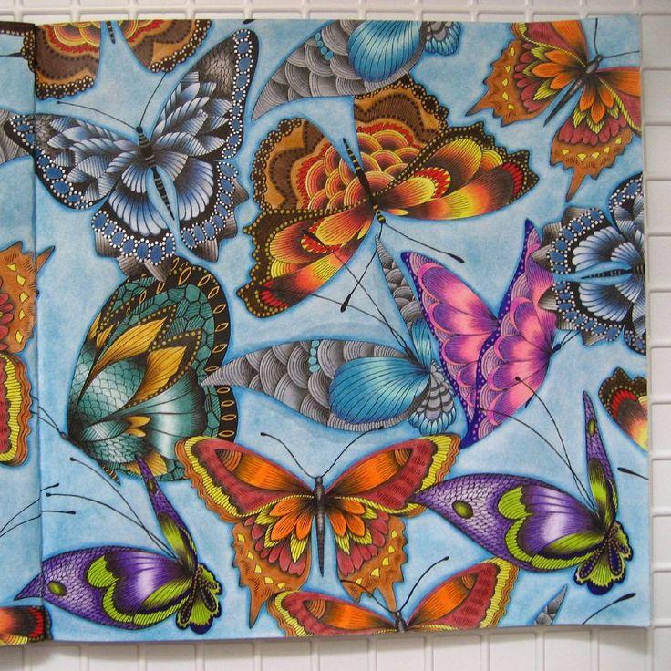 267 Best Millie Marottas Tropical Wonderland Images On Pinterest