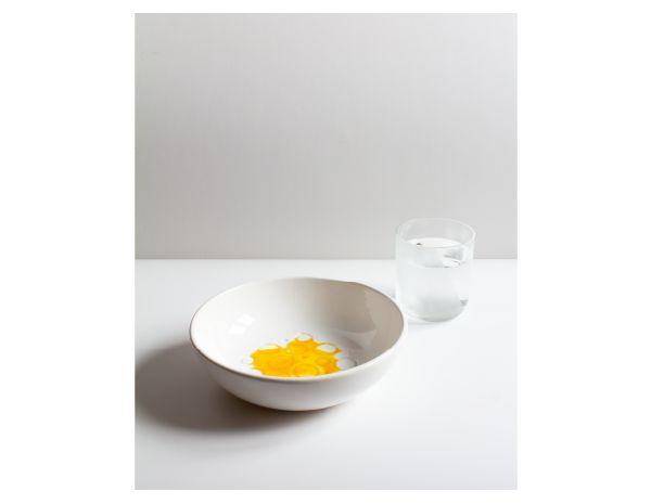 La tavola dei sensi by Marianna Milione, via Behance
