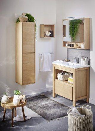 Aménagement petite salle de bain  20 astuces déco stylées Déco et