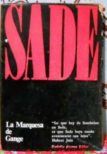 Marqués De #Sade - La Marquesa De Gange $50