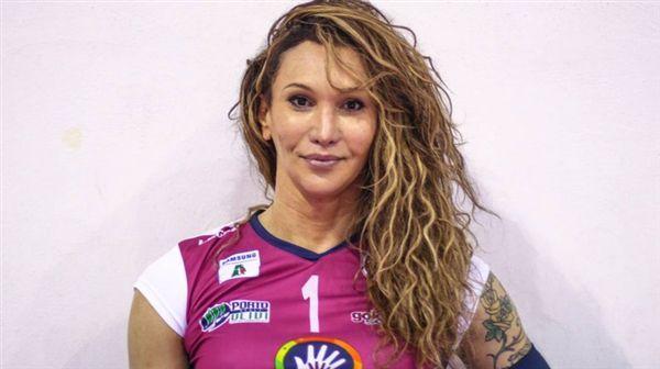 Itália - Rodrigo virou Tiffany, o ícone transexual que agita o voleibol
