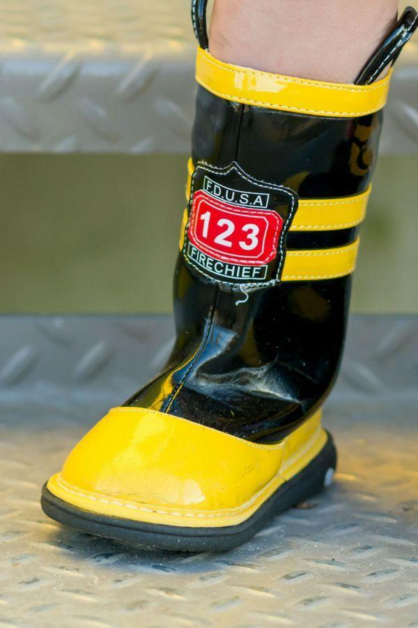 Best 25 Firefighter Boots Ideas On Pinterest