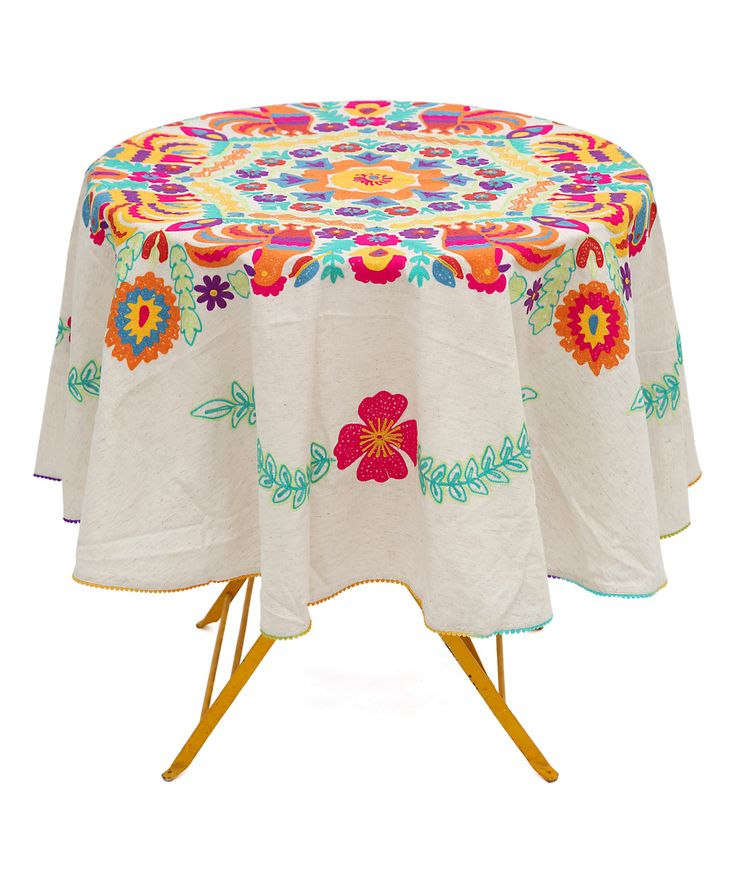 17 Best Ideas About Round Tablecloth On Pinterest Table