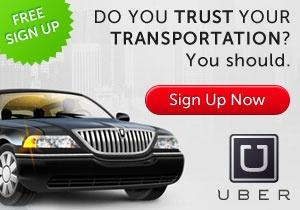 uber black cars sydney