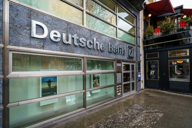 Deutsche Bank Hits AllTime Low Over Danske Bank Scandal