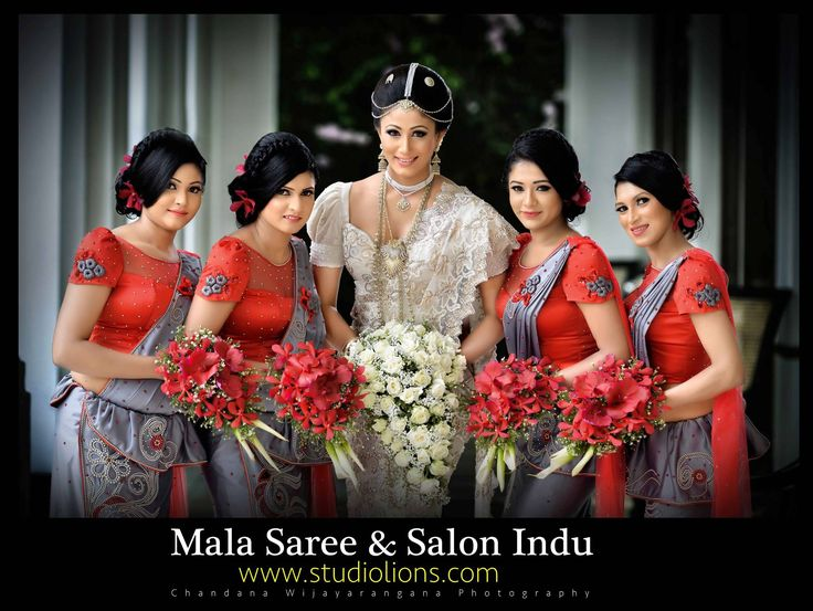 Dressed By Mala Saree & Salon Indu