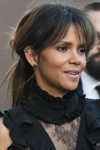 Halle Berry is seen leaving 'Jimmy Kimmel Live' in Los Angeles on September 21, 2017. - Halle Berry Leaving 'Jimmy Kimmel Live'