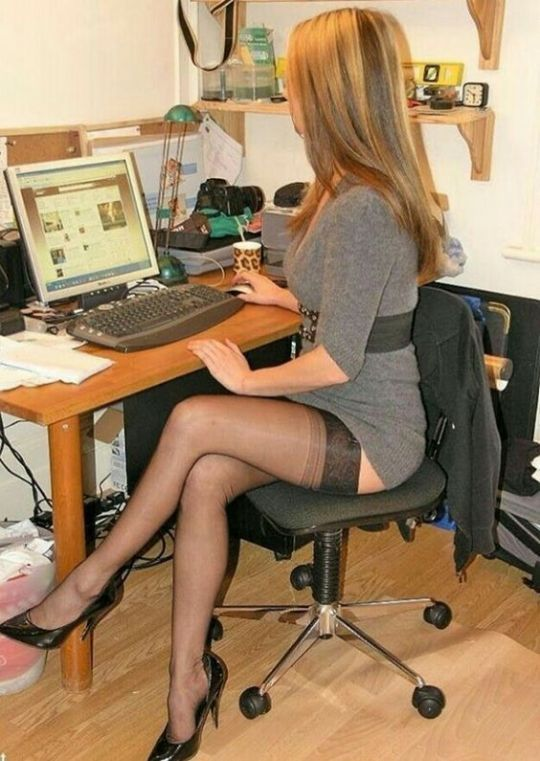 252 Best Crossed Legs At The Office Images On Pinterest -1811
