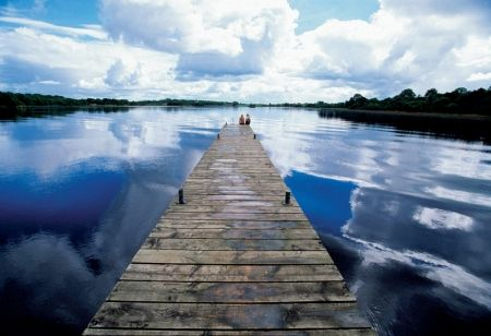 images of loch erne, ireland | Scenic View Lough Erne Co Fermanagh Northern Ireland