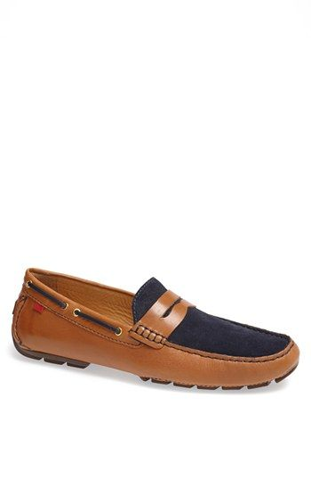 Marc Joseph New York 'Union Street 2' Driving Shoe available at #Nordstrom !65
