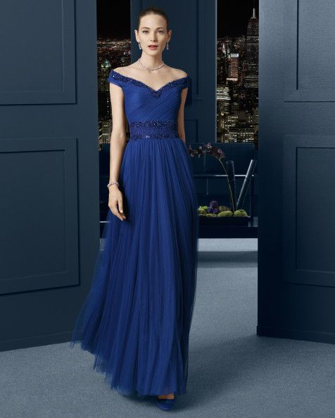 Blue dress delta 50 760