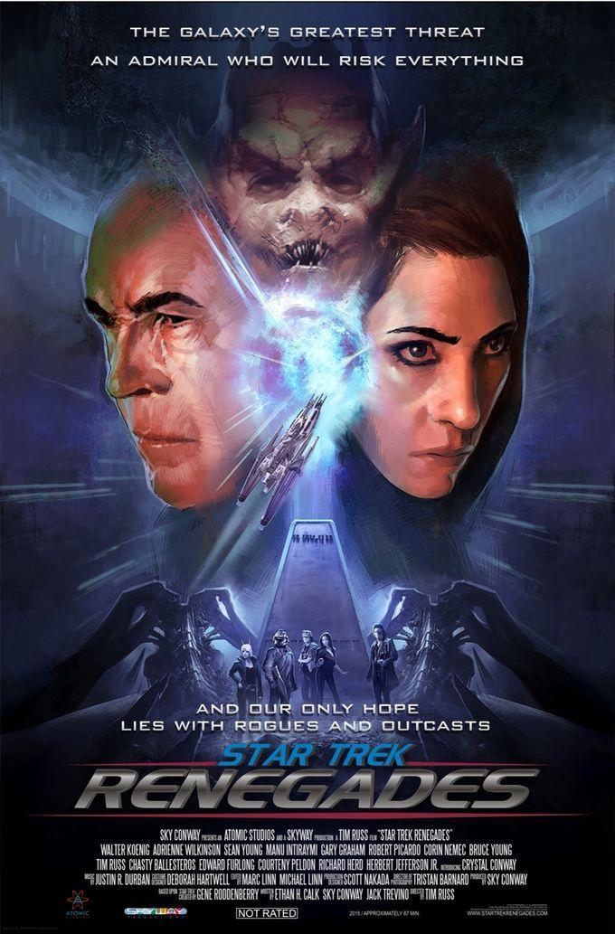 Star Trek: Renegades - Episodes 2 & 3 - #Kickstarter