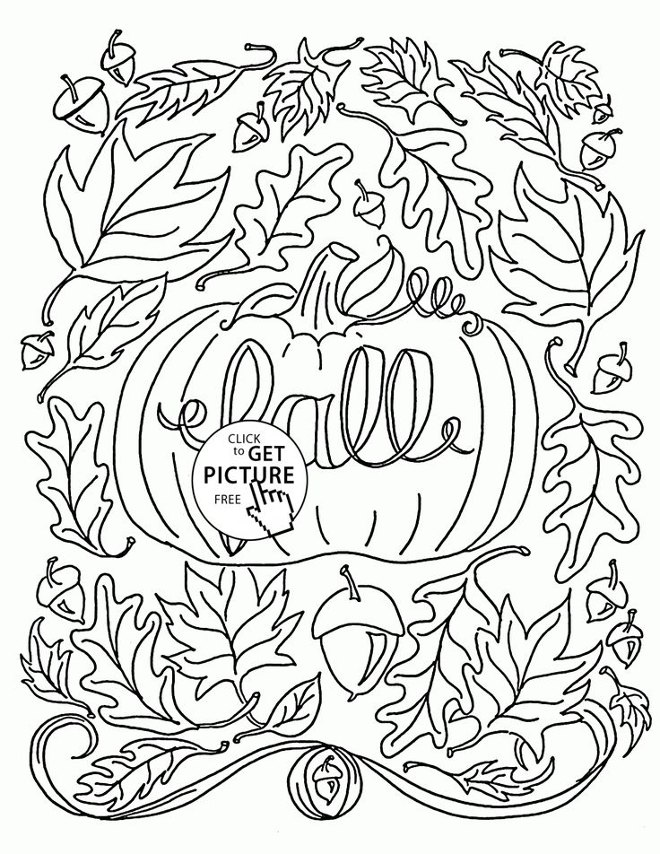 it is fall coloring pages for kids autumn printables free wuppsycom