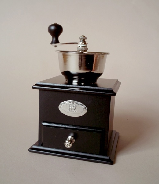 Peugeot coffee mill from a fabulous resource (UK based w lots of fun, esoteric and/or hard to find stuff)