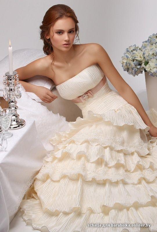 Свадебные платья Бальные