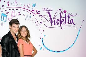 Background Diego en Violetta