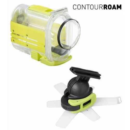 ContourROAM 2 Surfboard Mount + Contour Roam 2 Waterproof Case
