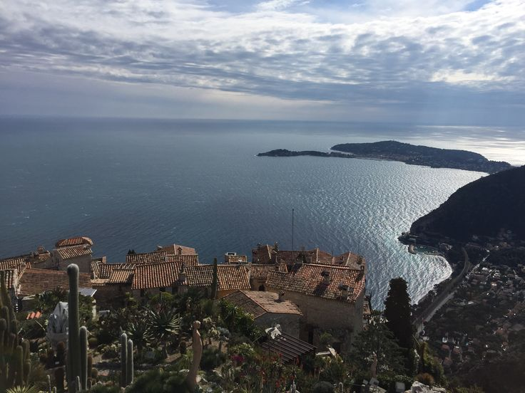 Eze Village - Travel in Nice and visit this charming small town offering great views.