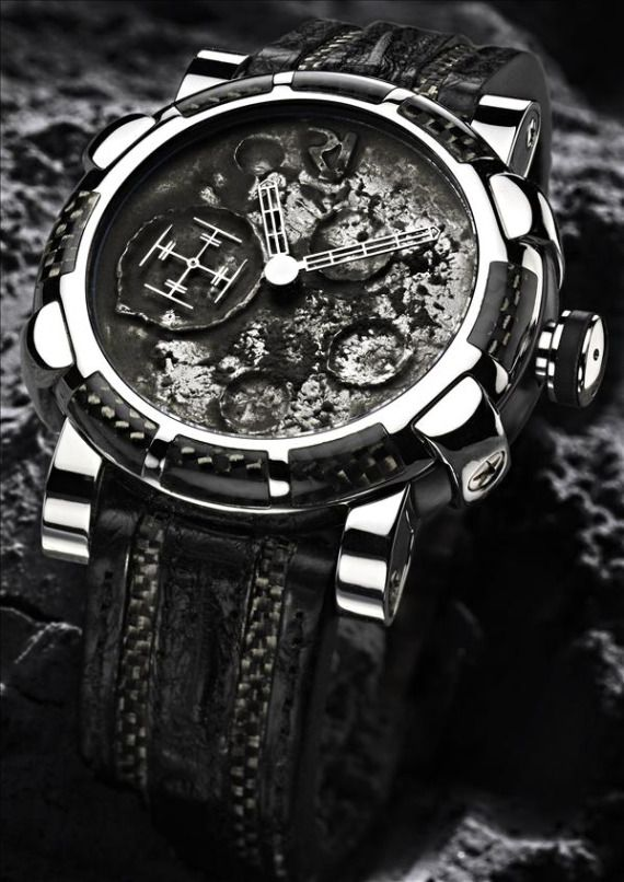 Romain Jerome Moon Dust-DNA Mood Series Watches #NobleandRoyal