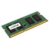 Crucial Technology CT12864X335 1GB PC2700 DDR 333MHZ 200PIN SODIMM 2.5V CL2.5 Unbuffered Non-ECC Upgrade Memory Module (Personal Computers)By Crucial