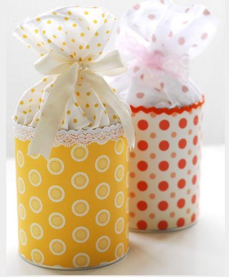 Casa de Retalhos: Doce embalagem {Sweet gift wrapping}