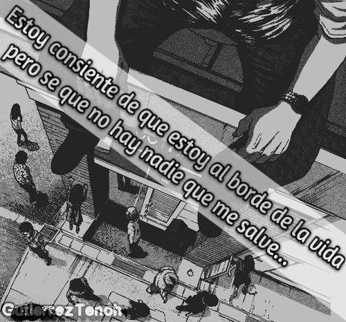 -Nadie...- #GutierrezTenoh #Anime #Frases