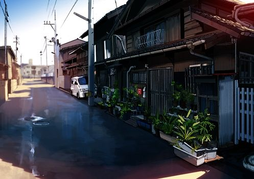 "animelody: "" by くろのくろ I love watching artists' progress """