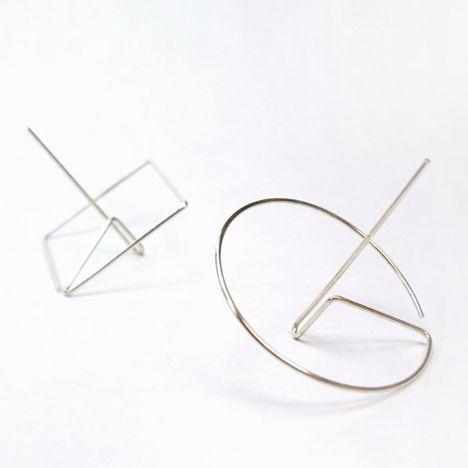 reddish | spin. minimalist spinning tops