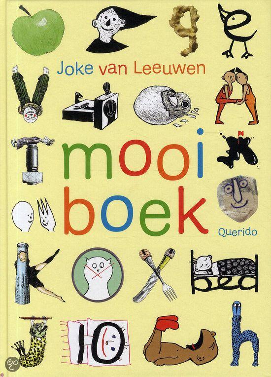 Wil je met de kinderen uit de groep het alfabet uitbeelden? Dit ontdek-, leer-, kijk-, lees-en zoekboek over taal en alfabetten inspireert en verwondert. Joke van Leeuwen op haar best.