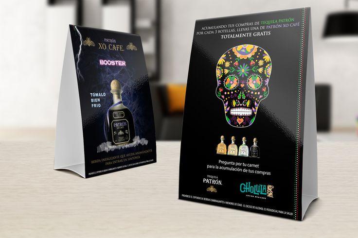 Echa un vistazo a mi proyecto @Behance: \u201cTequila Patrón\u201d https://www.behance.net/gallery/53460069/Tequila-Patron