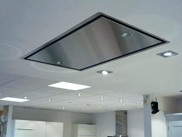 Flush Ceiling Extractor Fan Exhaust Fan Kitchen Kitchen Exhaust Kitchen Extension Inspiration