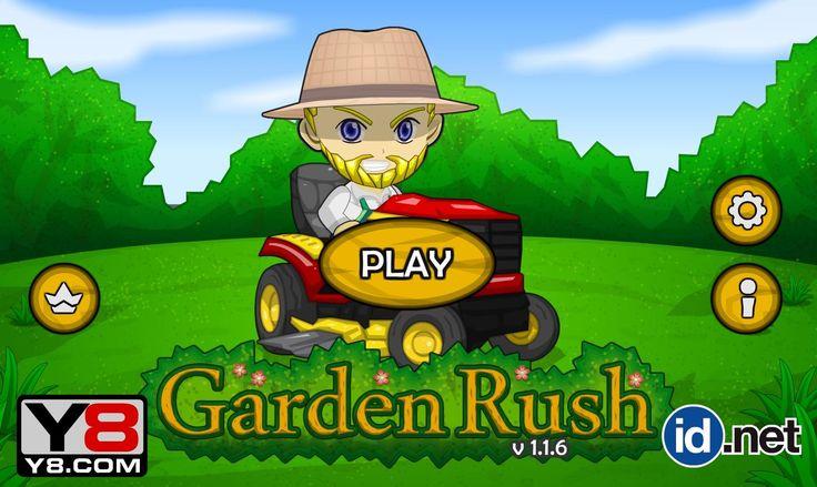 Czy koszenie trawy może być fajne? Jasne, że tak! http://www.ubieranki.eu/gry/3809/zabawa-kosiarka.html