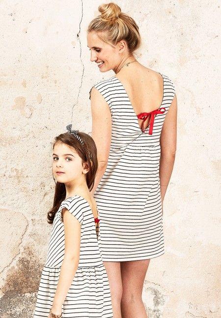 Envie de Fraise ♡ // Constancestripes - Women's & Girl's Dress