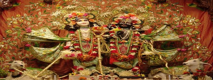Krsna, his elder brother Balarama, locally known as balabhadra and his younger sister Subhadra. Lord Balarama story, he is his second body.