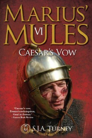 book cover of   Caesar's Vow