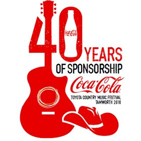 Coca-Cola Country celebrates 40 years at TCMF with exciting new format | Official Website | Tamworth Country Music Festival