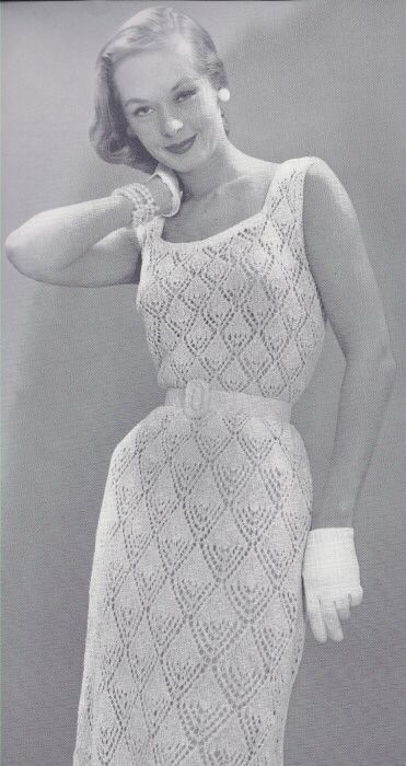 150 Best Vintage Knitting Patterns Images On Pinterest Knitting