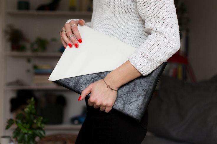 DIY diagonal laptop sleeve | by Dnilva