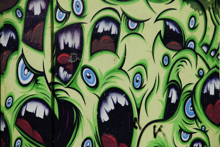 I love munich graffiti