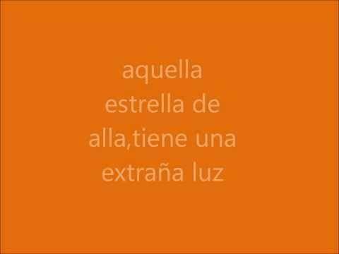 Aquella Estrella De Alla-letra-peter pan 2 - YouTube